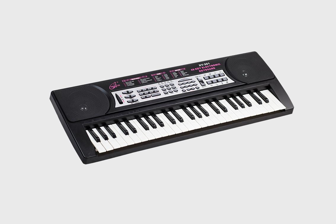 新韵电子琴XY-201