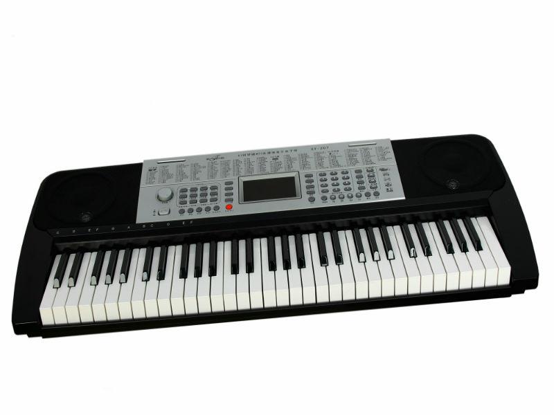 新韵电子琴XY-207