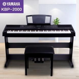 雅马哈电钢琴KBP2000